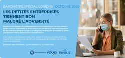 BARAMETRE SPECIAL COVID 19 / OCTOBRE 2020